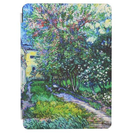 The Garden at the Asylum at Saint-Rémy, Van Gogh iPad Air Cover