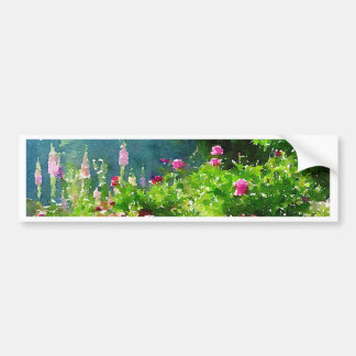 The Garden Bumper Sticker