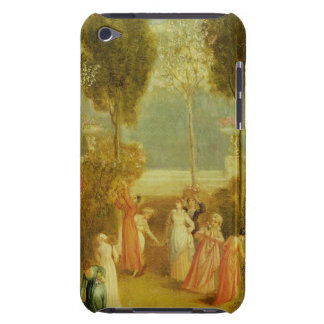 The Garden, c.1820 (oil on panel) Barely There iPod Cover