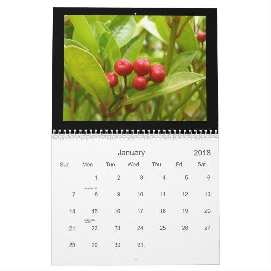 The Garden Calendar