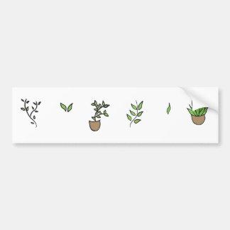 The Garden Collection Bumper Sticker