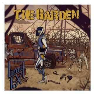 The Garden Cover Poster