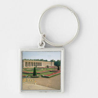 The Garden Facade of the Grand Trianon, 1687 (phot Keychains