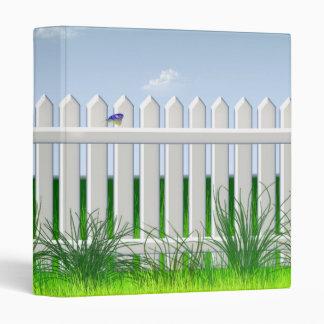 The Garden Fence Binder