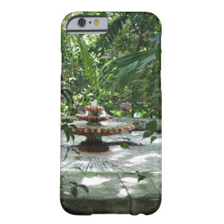 The Garden Fountain Barely There iPhone 6 Case