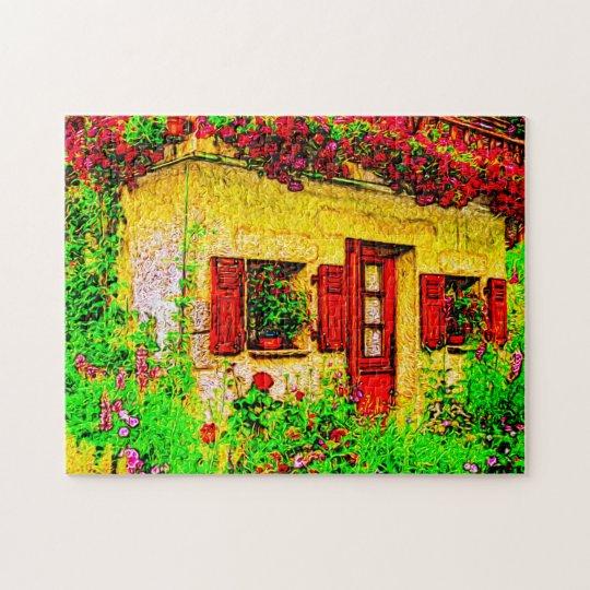 The Garden Jigsaw Puzzle
