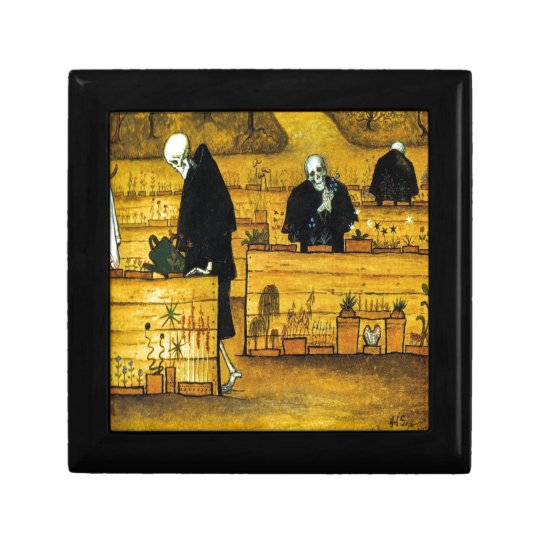 The Garden of Death by Hugo Simberg 1896 Gift Box