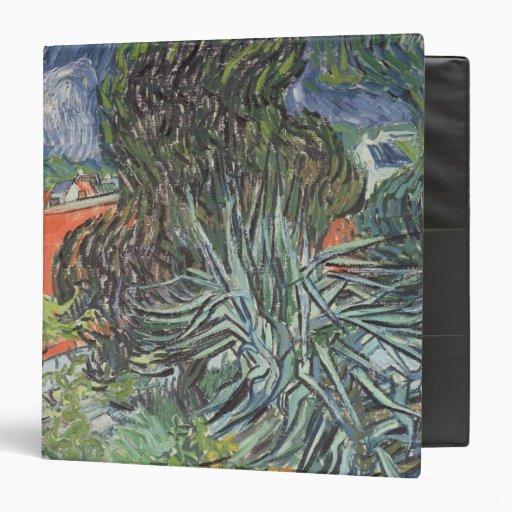The Garden of Doctor Gachet Vinyl Binder