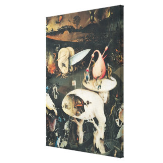 The Garden of Earthly Delights 2 Canvas Print