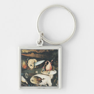 The Garden of Earthly Delights 2 Keychain