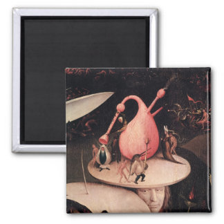 The Garden of Earthly Delights 2 Magnet