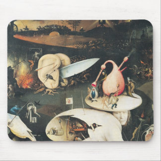 The Garden of Earthly Delights 2 Mouse Pad