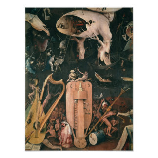 The Garden of Earthly Delights 2 Poster