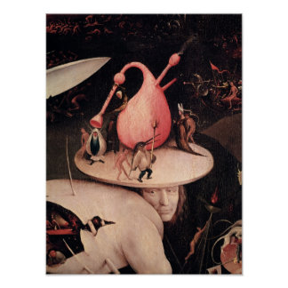 The Garden of Earthly Delights 3 Print