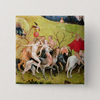 The Garden of Earthly Delights: Allegory of Button