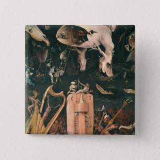 The Garden of Earthly Delights Button
