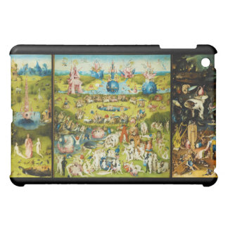 The Garden of Earthly Delights by Hieronymus Bosch Cover For The iPad Mini
