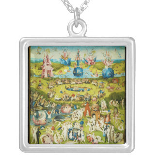 The Garden of Earthly Delights by Hieronymus Bosch Necklace