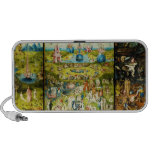The Garden of Earthly Delights by Hieronymus Bosch Speaker