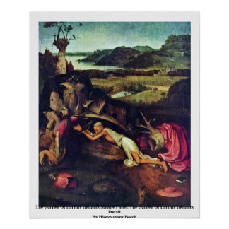 The Garden Of Earthly Delights: By Hieronymus Print