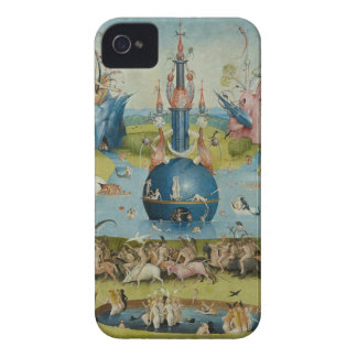 The Garden of Earthly Delights (Detail) iPhone 4 Case-Mate Case