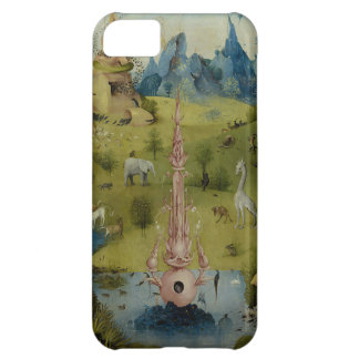 The Garden of Earthly Delights (Detail) iPhone 5C Cases