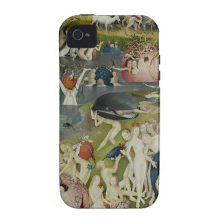 The Garden of Earthly Delights (Detail) iPhone 4/4S Case