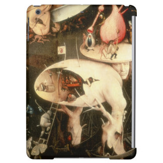 The Garden of Earthly Delights Hell iPad Air Cover