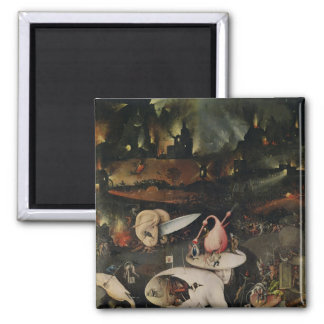 The Garden of Earthly Delights, Hell Magnet