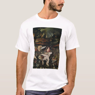 The Garden of Earthly Delights, Hell T-Shirt
