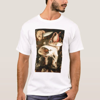 The Garden of Earthly Delights: Hell T-Shirt