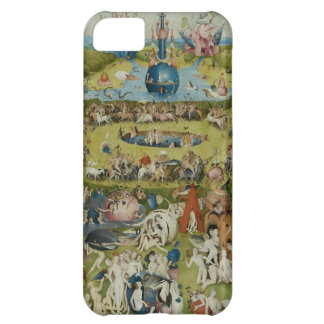 The Garden of Earthly Delights iPhone 5C Case