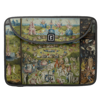 The Garden of Earthly Delights Sleeves For MacBooks