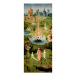 The Garden of Earthly Delights Posters