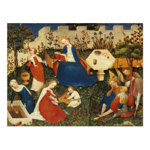 The Garden of Eden Post Card