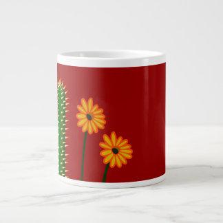 The Garden of Love Large Coffee Mug