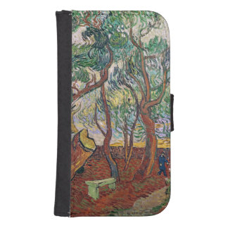 The Garden of St. Paul's Hospital Phone Wallet