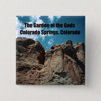 The Garden of the Gods Button
