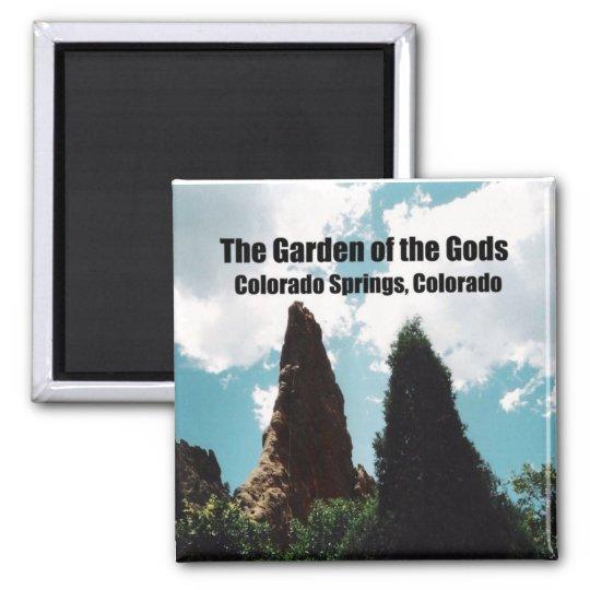 The Garden of the Gods Magnet
