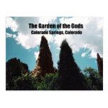 The Garden of the Gods Postcard