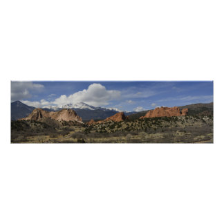 The Garden of the Gods Print