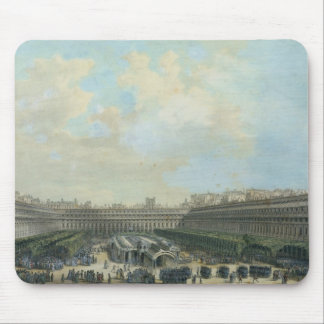 The Garden of the Palais Royal, 1791 Mouse Pad