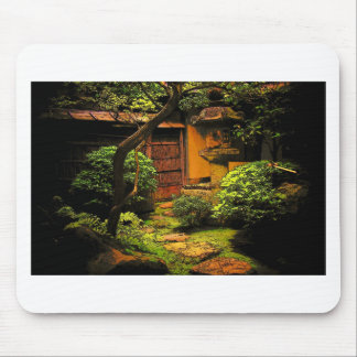 The Garden of Wisdom Mouse Pad