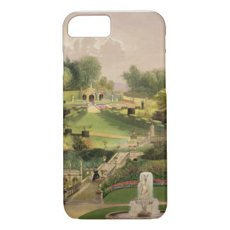 The Garden on the Hill Side, Castle Combe, from 'T iPhone 8/7 Case