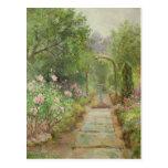 The Garden Path Postcard