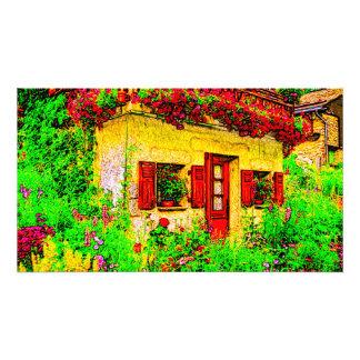 The Garden Photo Print