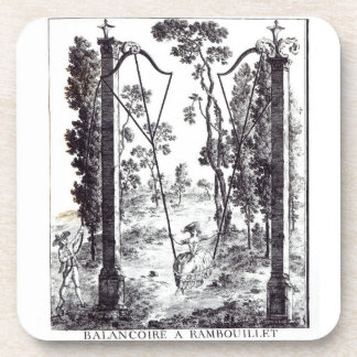 The Garden Swing at Rambouillet, from 'Details des Coasters