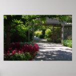 The Garden Trail Print