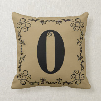The Garden Vine Collection: Number 0 Pillow