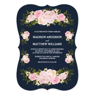 "The Garden | Wedding Invitation 5"" X 7"" Invitation Card"